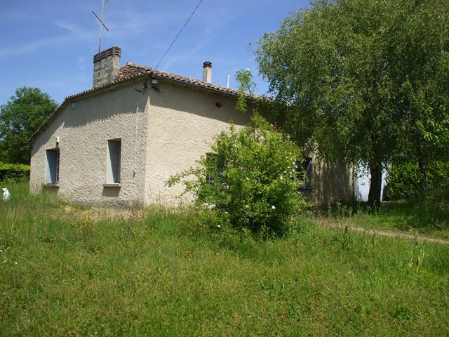 French property in Aquitaine